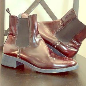 BOEMOS CHELSEA Italian Boots with studs